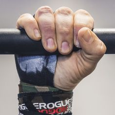 The Natural Grip - Rogue fitness