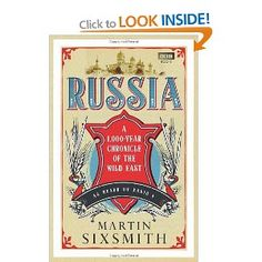 Great BBC radio programme, looking forward to reading book! Thing 1, Bbc Radio, Books To Read, Russia, Reading, Word Reading, Reading Books, Libros