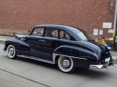 Opel Kapitän - 1951-1953