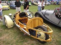 Image result for morgan three wheeler super sports 1934