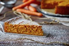 Torta di Carote e Limone Biscotti, Banana Bread, Pie, Desserts, Food, Dolce, Food Cakes, Kitchens, Torte
