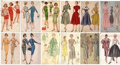 Картинки по запросу мода 40-50х