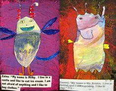 Princess Artypants: Visual Arts in the PYP: Kindergarten
