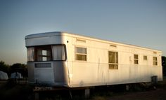 El Cosmico Hotel in Marfa, Texas, Photograph by Brian Rose | Remodelista