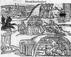 The North Berwick witch trials were the trials in 1590 of a number of people from East Lothian, Scotland, accused of witchcraft in the St Andrew's Auld Kirk in North Berwick. They ran for two years and implicated seventy people.