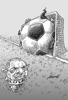 Previo a Brasil 2014 | El Economista  http://eleconomista.com.mx/cartones/neri/previo-brasil-2014