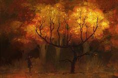 Candelabrum by Ner-Tamin