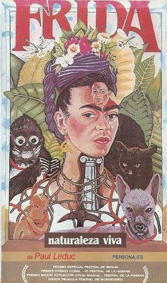 Frida, naturaleza viva (1983) - FilmAffinity