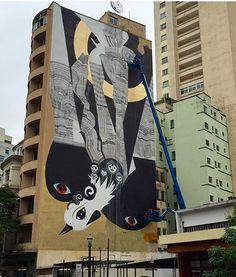Speto and Never (2015) - São Paulo (Brazil)