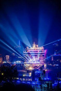 Blue Port 2015  -  Hamburg