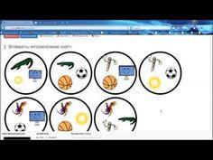 [DIY] Dobble - jak zrobić ? - YouTube Educational Technology, Youtube, Youtubers, Instructional Technology, Youtube Movies