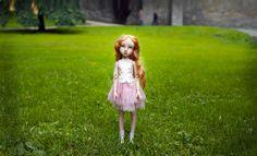 Bjd Dolls, Ball Jointed Dolls, Harajuku, Cool Photos, Tulle, Porcelain Doll, Artist, Fashion, Moda