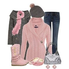 50+ Cute Fall & Winter Outfit Ideas 2017  - Are you looking for something heavy to wear? Do you want new fall and winter outfit ideas to try in the next year? In the fall and winter seasons, the... -  fall-and-winter-outfit-ideas-2017-80 .