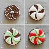 christmas cookies decorating ideas with royal icing - Google Search