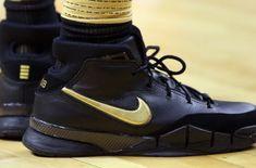 227f70110c8f DeMar DeRozan Previews The Nike Zoom Kobe 1 Protro Mamba Day DeMar DeRozan  rocked the Nike