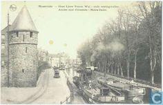 Maastricht - O.L.Vr. Wal - Oude vestingwallen