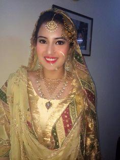 Bridal Makeover by Avantika Kapur