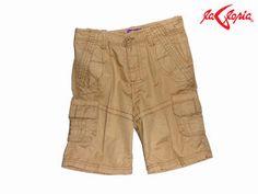 Otro estilo de #pantalón corto ocasional…para #niños y adultos.