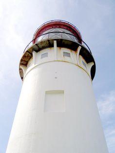The beautiful Kilauea Lighthouse #Kauai #Hawaii.