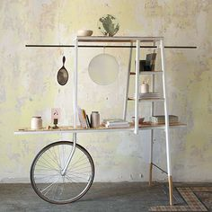 Carro Lungi Cart Shelf | MONOQI #bestofdesign
