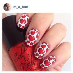 Instagram photo by @nailstampfanatic via ink361.com