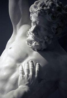 Samson and the Philistines (detail) | Vincenzo Foggini, 1749 V&A Museum