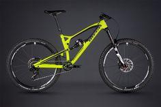 Nukeproof Mega 275 Pro Mountain Bike 2016 - Full Suspension MTB
