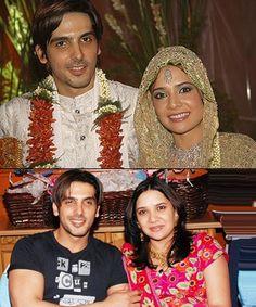#23 Zayed Khan and Mallaika Parekh