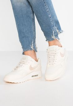 official photos b5349 89a5d AIR MAX 1 JP - Sneakers laag - pale ivory summit white guava ice   Zalando.be  🛒