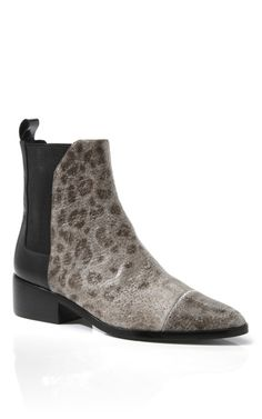 booties of all sorts...phillip lim danny chelsea boot