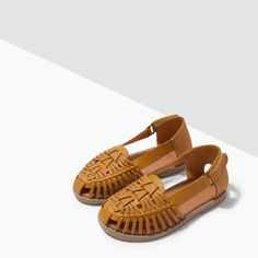 STRAPPY SANDAL from Zara Baby Girls