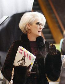 Meryl Streep Hairstyle In The Devil Wears Prada Google Search Appearance Pinterest Devil