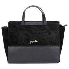 62f680076 Compre Bolsa Jorge Alex Tote Alça Dupla Preto na Zattini a nova loja de  moda online da Netshoes. Encontre Sapatos, Sandálias, Bolsas e…