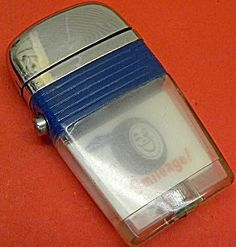 1960s Scripto-Vu Goodrich Smileage Lighter