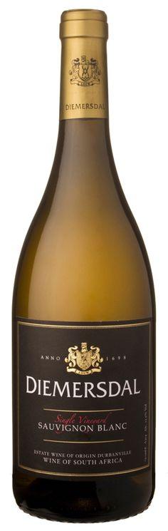 Diemersdal Sauvignon Blanc Sauvignon Blanc, Whiskey Bottle, Wines