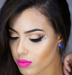 Tutorial – maquiagem inspirada em Katerina Graham