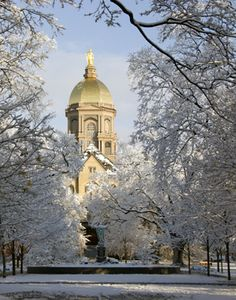 Such a beautiful place! ND!!