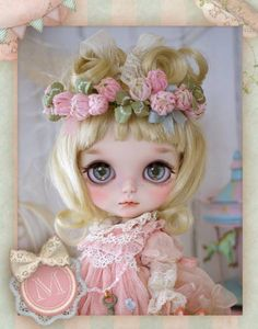 Custom Blythe Dolls: Interview with Milk Tea - A Rinkya Blog