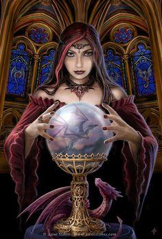 Crystal Ball~Ironshod on deviantART