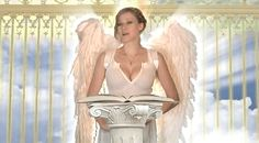 Olivia Taylor Dudley gif Imgur hot boobs The Pearly Gates