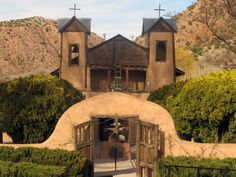 A little church in New Mexico with some big healing power - The Washington Post