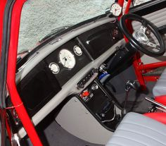 1000+ images about MINI / interior on Pinterest | Classic ...