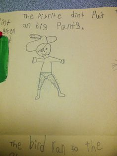 grading my 2nd graders' papers, when suddenly...