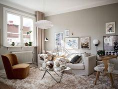 Ottoman - blog σχετικά με την εσωτερική διακόσμηση   Σελίδα 3 από 874   Όμορφη φωτογραφία εσωτερικών σπιτιών και διαμερισμάτων. Εμπνευσμένη εσωτερική διακόσμηση. Ιστότοπος για εσωτερικούς χώρους White Dining Table, Dining Table Chairs, Metal Shelves, Open Shelving, Scandinavian Curtains, String Shelf, Grey Countertops, Built In Cabinets, Little Houses