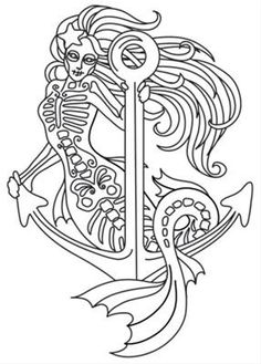 Mermaid Muerta_image
