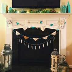 Arrow Baby Shower, Valance Curtains, Tapestry, Home Decor, Hanging Tapestry, Tapestries, Decoration Home, Room Decor, Home Interior Design