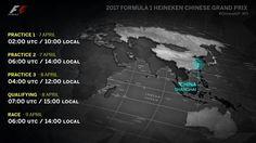 #ChineseGP #F12017