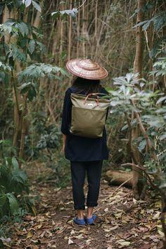 Ölend backpacks LIA photographed by Claudia Garcia-Mauriño
