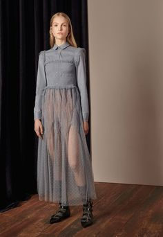 Red Valentino Autumn/Winter 2017 Ready to Wear Collection