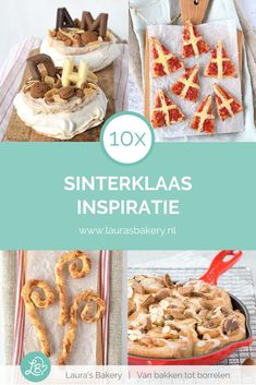Sweets Recipes, Desserts, Saint Nicolas, Party Snacks, Cakes And More, Tapas, Christmas Holidays, Food And Drink, Lunch